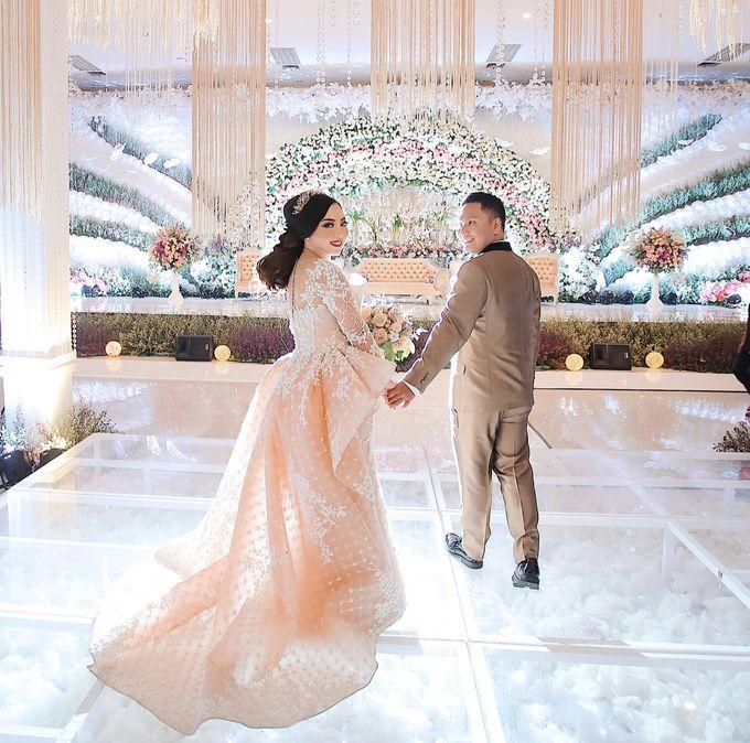 The Wedding Of Anje + Abel by Meltiq Invitation - 007
