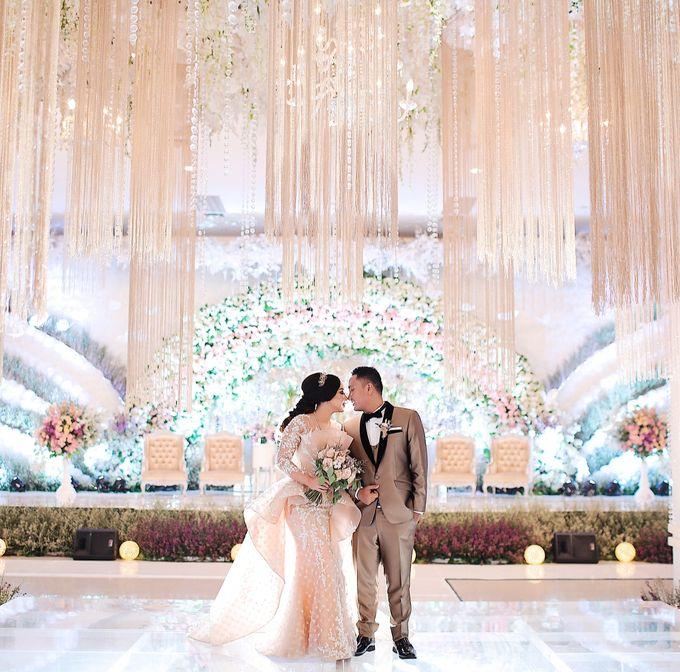 The Wedding Of Anje + Abel by Meltiq Invitation - 004