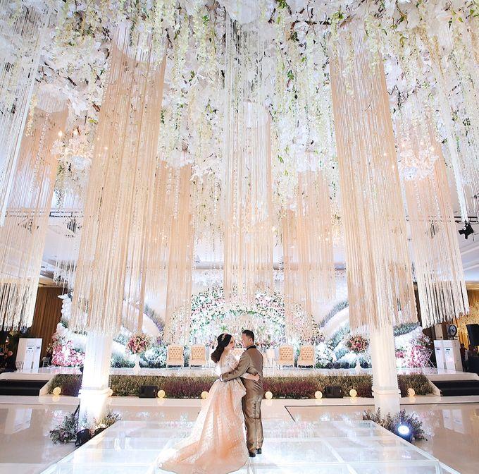 The Wedding Of Anje + Abel by Meltiq Invitation - 005