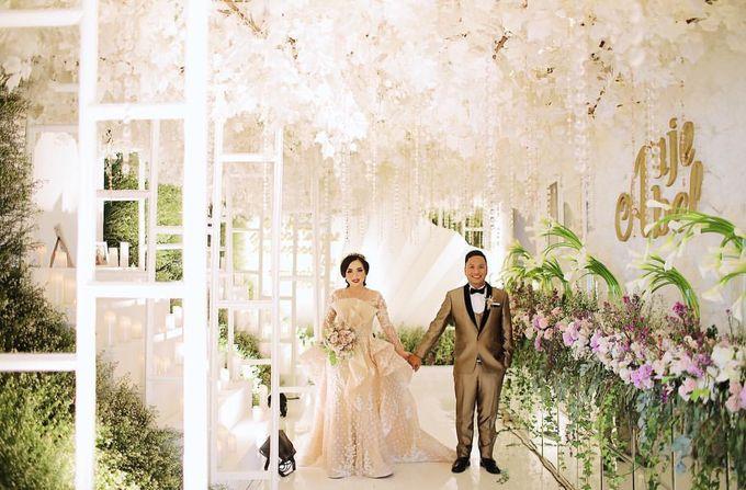 The Wedding Of Anje + Abel by Meltiq Invitation - 001