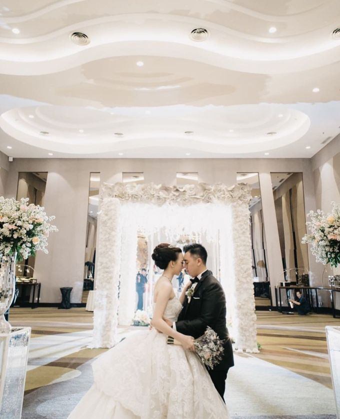 The Wedding of Andry + Susanti by SAS designs - 005