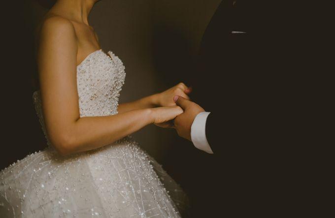 The Wedding of Raymond + Meigina by SAS designs - 011