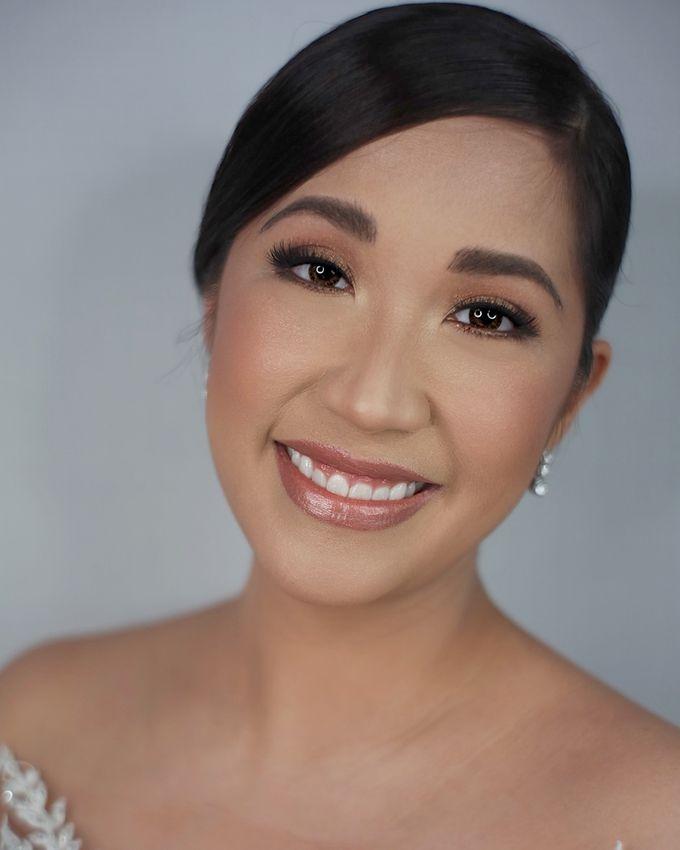 Bridal MakeUp by Carissa Cielo Medved - 002