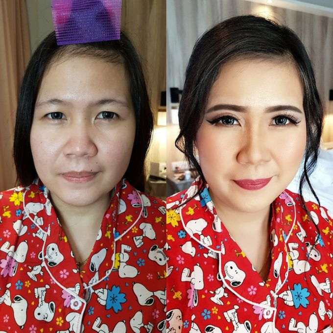 Sister Makeup by Juny Veniera Makeup Artist - 001