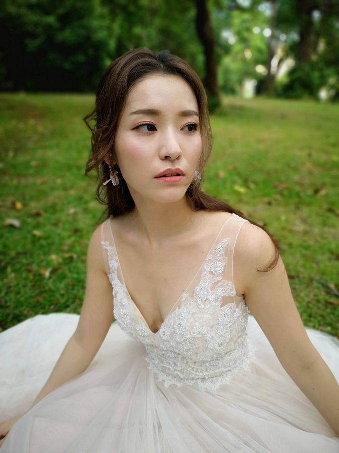 Bride Emi ❤️ by Shino Makeup & Hairstyling - 006