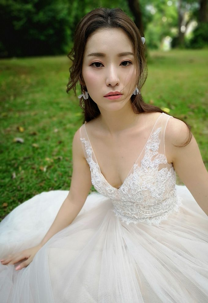 Bride Emi ❤️ by Shino Makeup & Hairstyling - 001