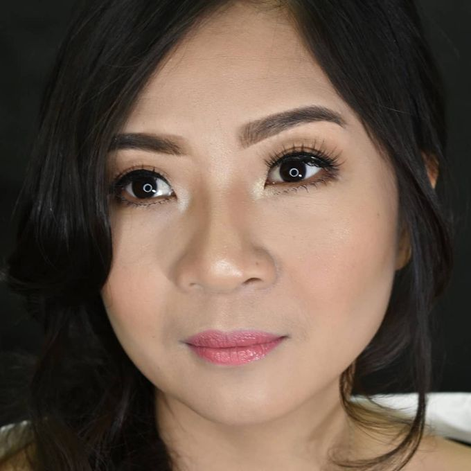 Add To Board Simple Make Up By Sissy Makeup Artis 001
