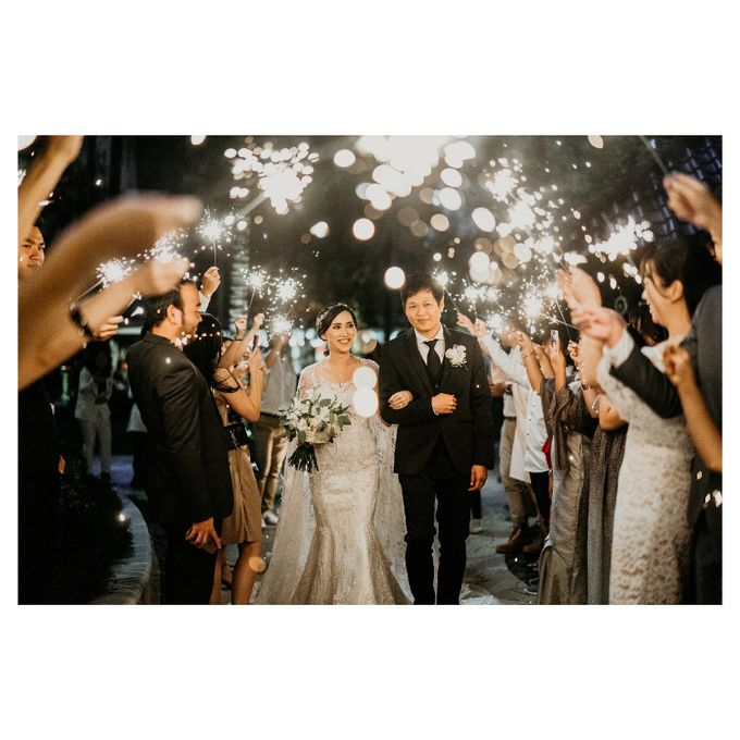 18.08.18 - The Wedding Of Felix & Cindyana by Sugarbee Wedding Organizer - 005