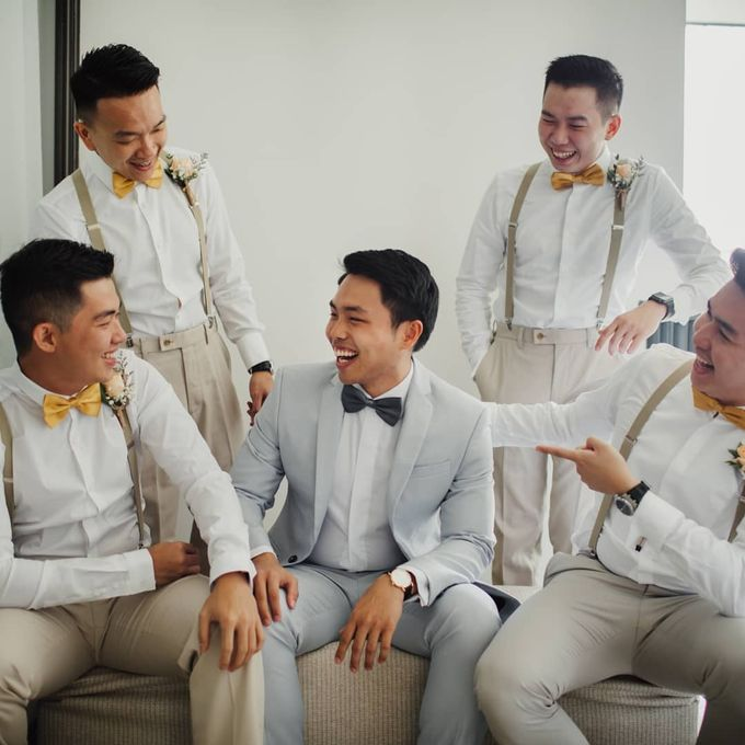 The Wedding of Kevin & Andrea by Bali Wedding Atelier - 012