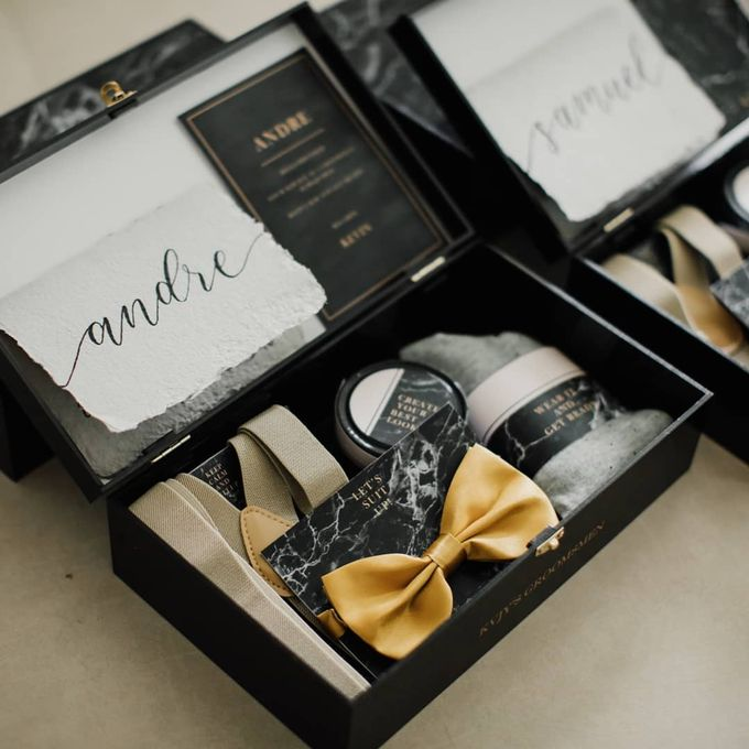 The Wedding of Kevin & Andrea by Bali Wedding Atelier - 022