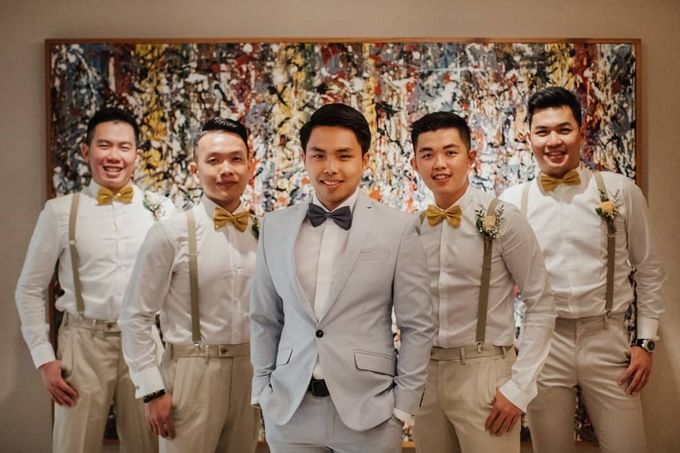 The Wedding of Kevin & Andrea by Bali Wedding Atelier - 010