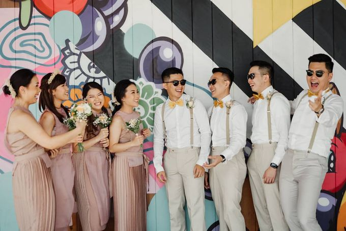 The Wedding of Kevin & Andrea by Bali Wedding Atelier - 003