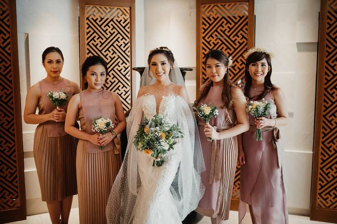 The Wedding of Kevin & Andrea by Bali Wedding Atelier - 007