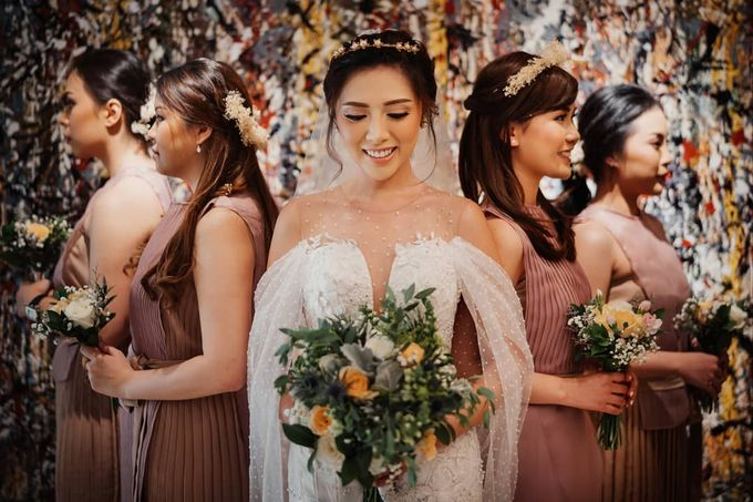 The Wedding of Kevin & Andrea by Bali Wedding Atelier - 005
