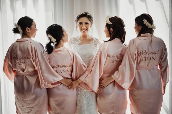 The Wedding of Kevin & Andrea by Bali Wedding Atelier - 006
