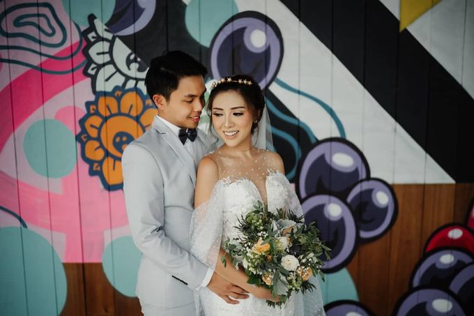 The Wedding of Kevin & Andrea by Bali Wedding Atelier - 013
