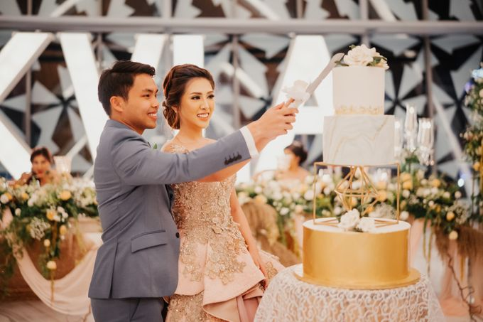 The Wedding of Kevin & Andrea by Bali Wedding Atelier - 016
