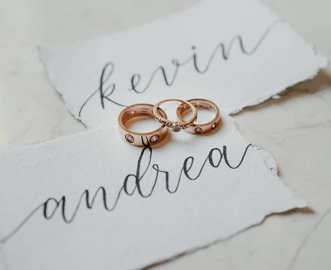 The Wedding of Kevin & Andrea by Bali Wedding Atelier - 019