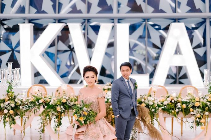 The Wedding of Kevin & Andrea by Bali Wedding Atelier - 015