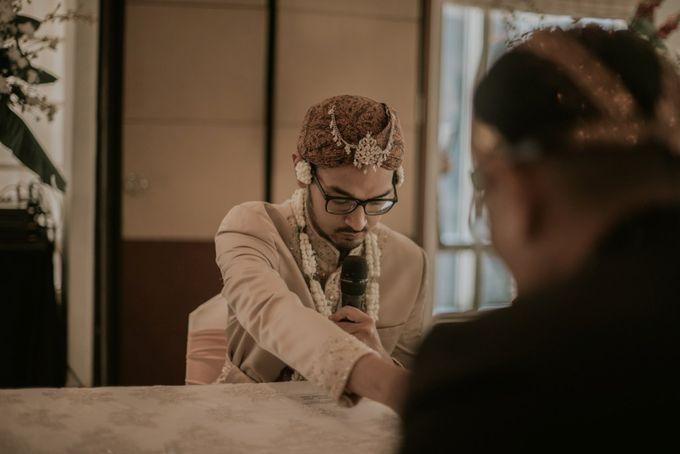 "From The wedding Of ""Giza & Randi"" by Nadhif Zhafran Photography - 010"