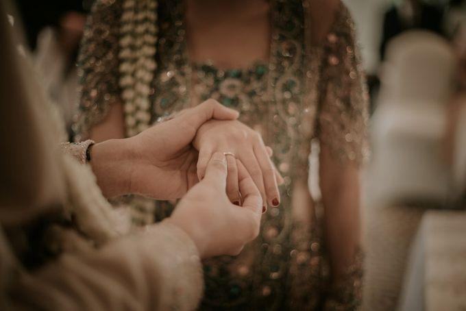 "From The wedding Of ""Giza & Randi"" by Nadhif Zhafran Photography - 013"