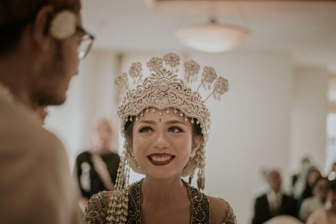 "From The wedding Of ""Giza & Randi"" by Nadhif Zhafran Photography - 005"
