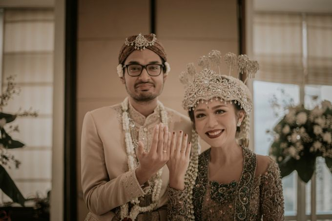 "From The wedding Of ""Giza & Randi"" by Nadhif Zhafran Photography - 022"