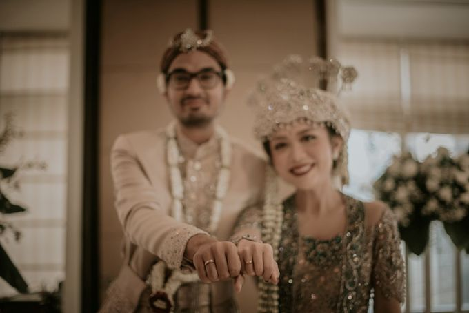 "From The wedding Of ""Giza & Randi"" by Nadhif Zhafran Photography - 008"