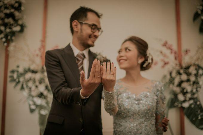 "From The wedding Of ""Giza & Randi"" by Nadhif Zhafran Photography - 031"