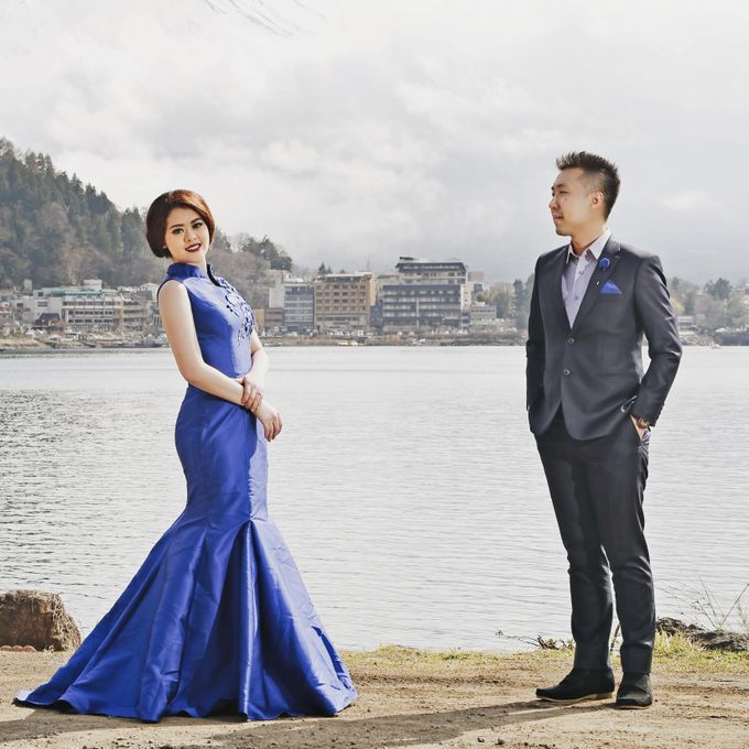 Prewedding of Dennis & Jennifer by SIMPLY BEST TAILOR - 003