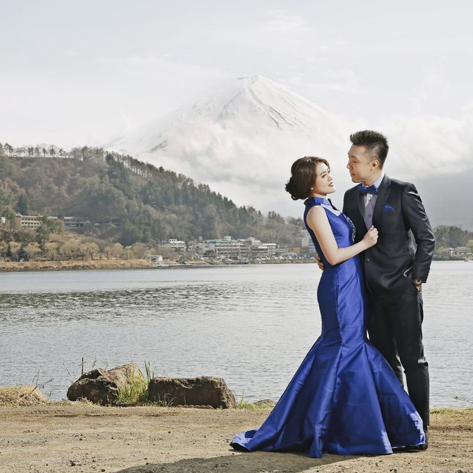 Prewedding of Dennis & Jennifer by SIMPLY BEST TAILOR - 004