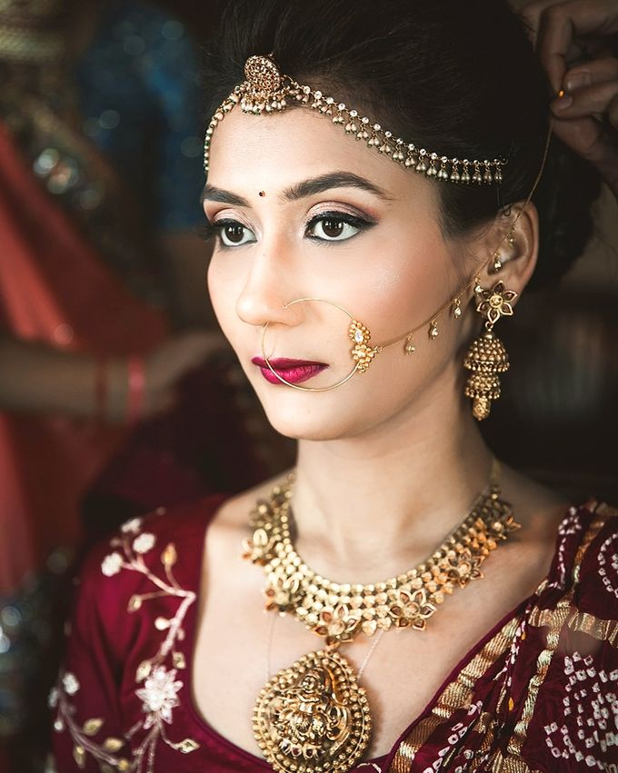 Bridal Makeup by Makeup by Lavina - 027