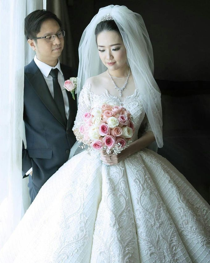 Real Wedding 4 by D BRIDE - 040
