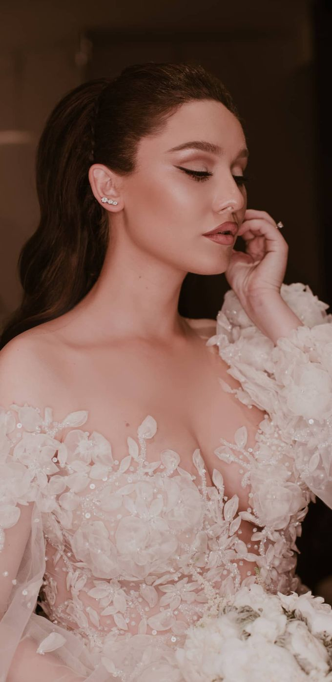Real Bride by Anjeza Dyrmishi photographer - 006