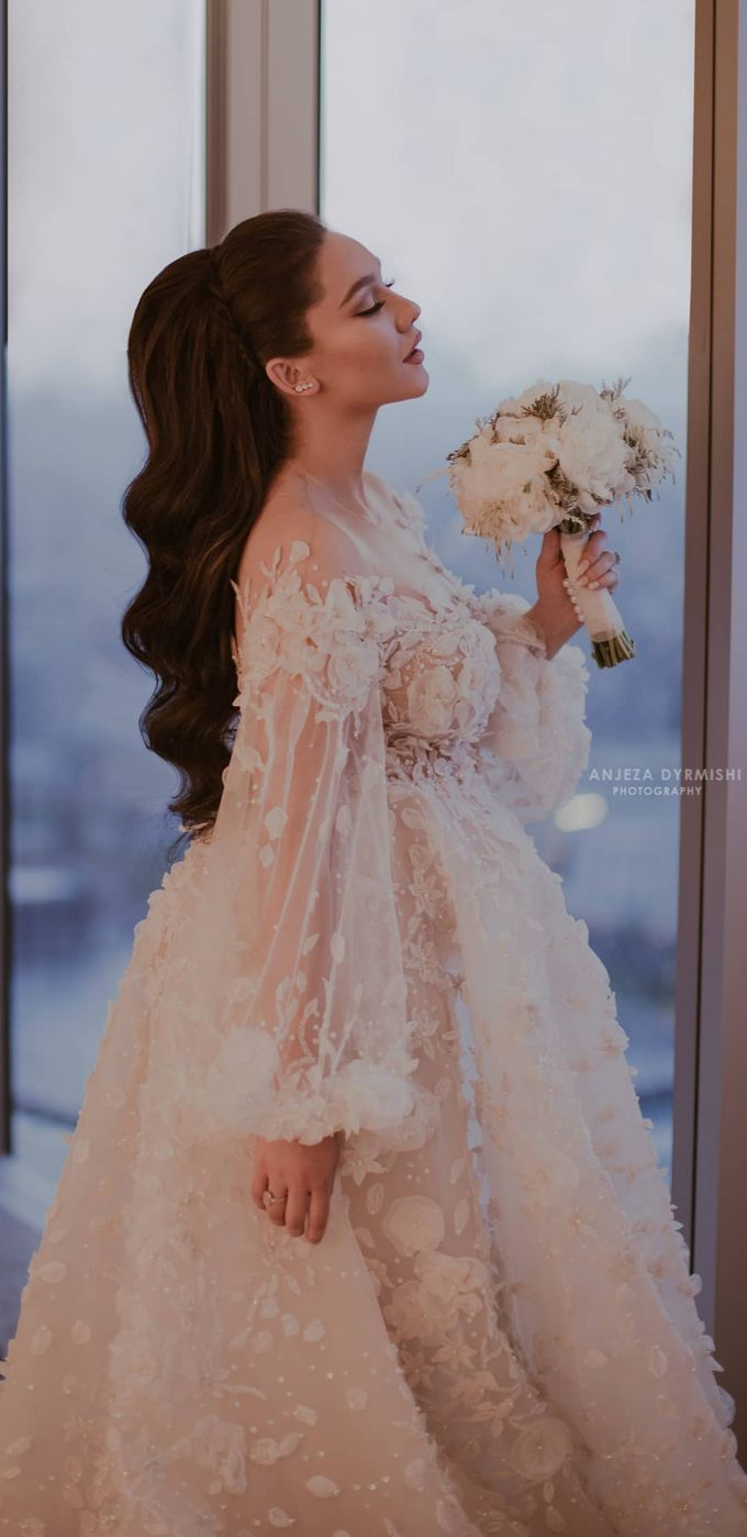 Real Bride by Anjeza Dyrmishi photographer - 001