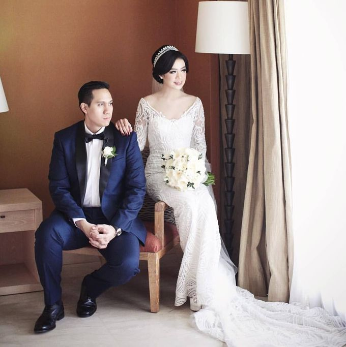 The Wedding of Boy & Gadys by SIMPLY BEST TAILOR - 001