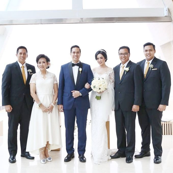 The Wedding of Boy & Gadys by SIMPLY BEST TAILOR - 002