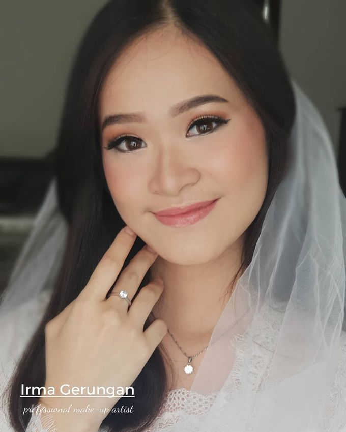 Wedding Makeup by Irma Gerungan Makeup Artist - 008