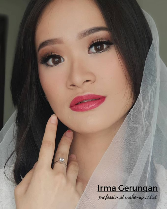 Wedding Makeup by Irma Gerungan Makeup Artist - 003