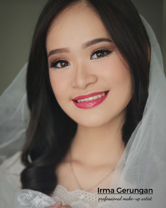Wedding Makeup by Irma Gerungan Makeup Artist - 022