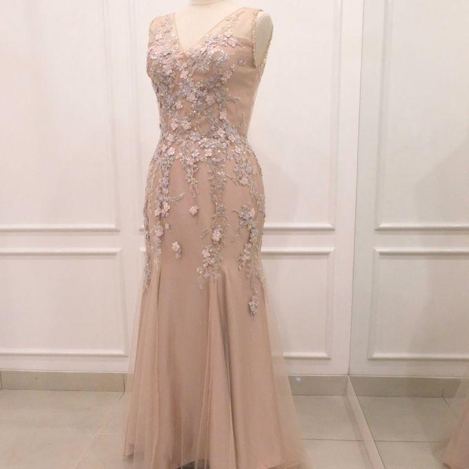 Party Dress by Pamella Bong - 002