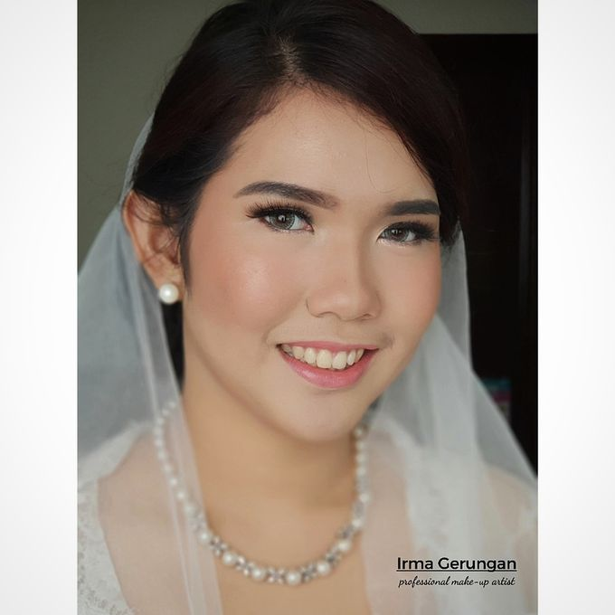 Wedding Makeup by Irma Gerungan Makeup Artist - 007