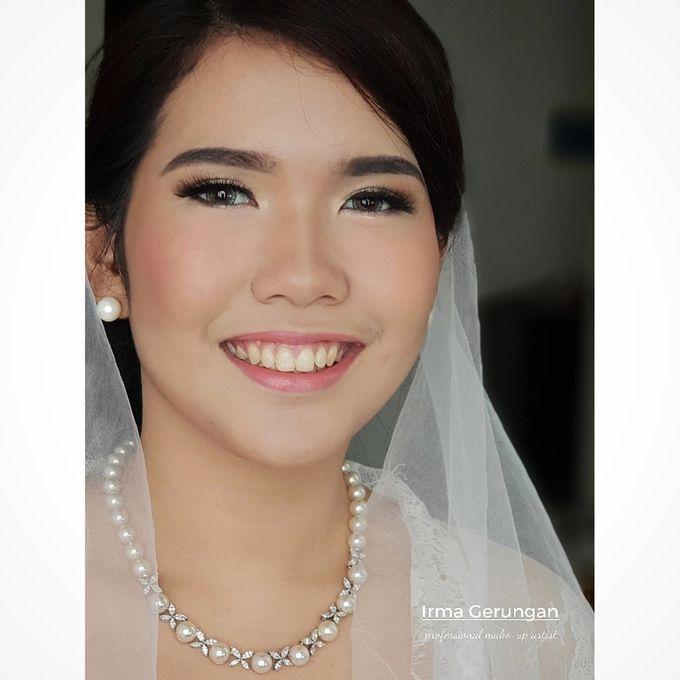 Wedding Makeup Portfolio by Irma Gerungan Makeup Artist - 013