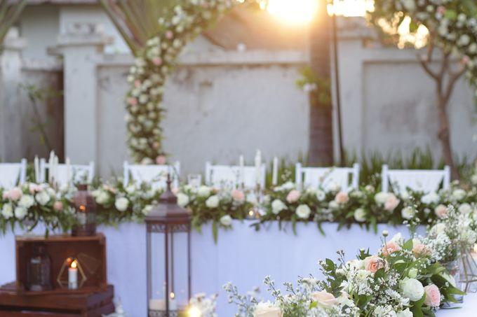 Thomas & Ling Wedding Ceremony&Reception by Bali Becik Wedding - 001