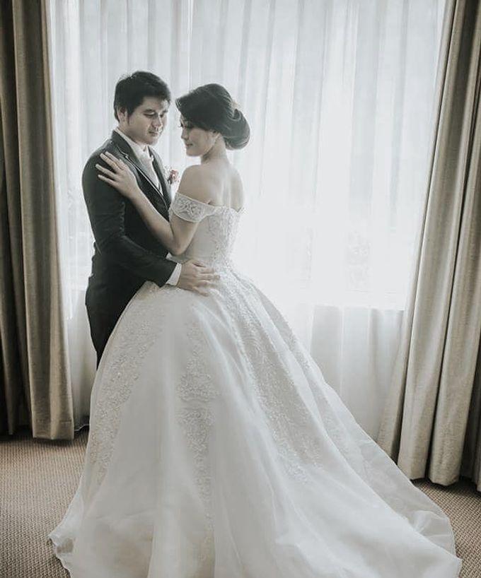 The Royal Wedding Of Kinanta & Anastascya by Honey Wedding & Event Bali - 009