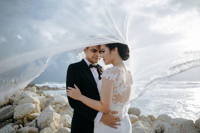 Wedding, Prewedding by CHERIS'H makeup artist - 004