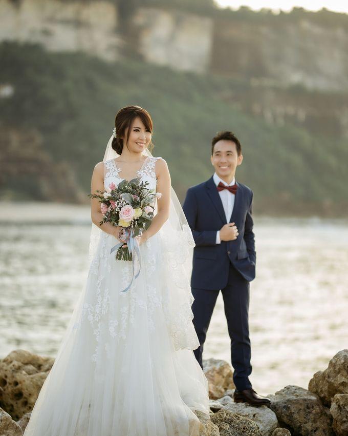 Wedding, Prewedding by CHERIS'H makeup artist - 008