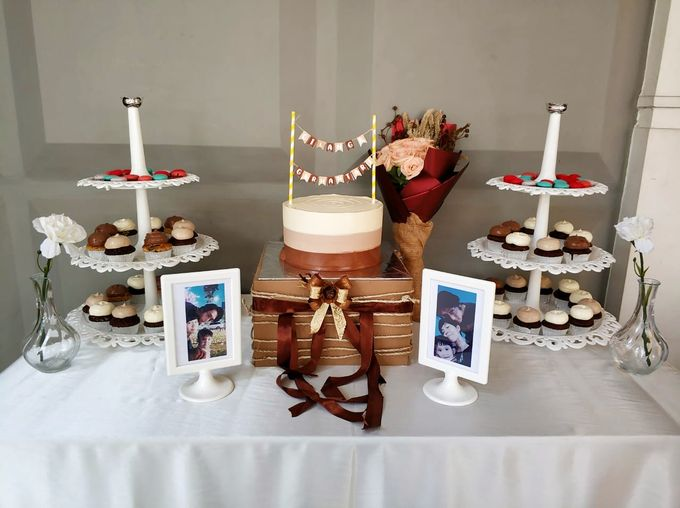 Gerhantari & Gilang Engagement by Bestival Wedding Planner & Organizer - 003
