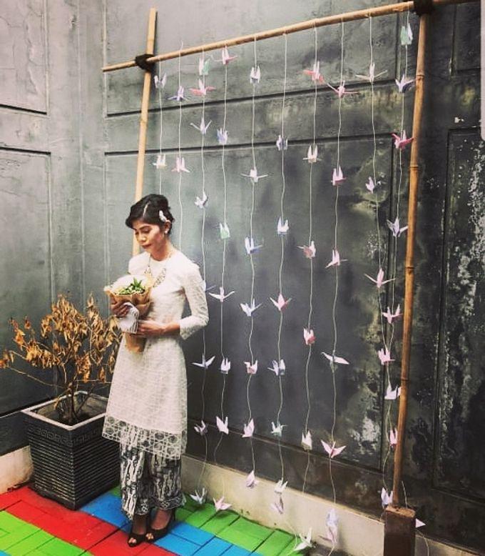 Gerhantari & Gilang Engagement by Bestival Wedding Planner & Organizer - 001