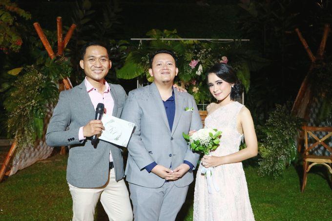 MC for Outdoor Wedding Party by MC Wedding Banna - 001